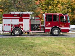 Charlestown Fire Dept., NH