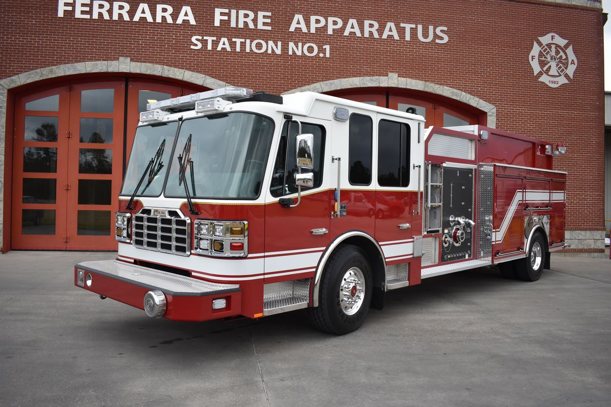 Ticonderoga Fire District, NY