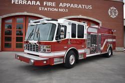 Ticonderoga Fire District, NY