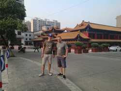 Traveling in south China