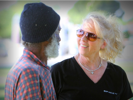 ROBERT PRICE: She finally found herself at the homeless shelter