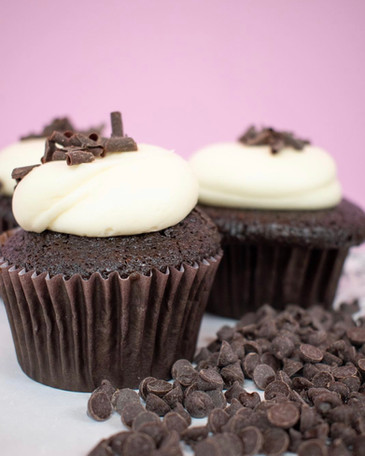 Matterhorn Cupcakes