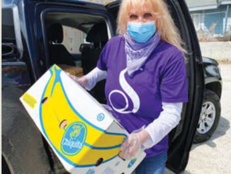 Shari Rightmer empowers homeless and hungry in Taft