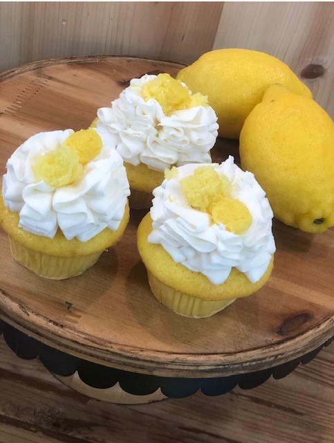 Lemon Delight Cupcakes