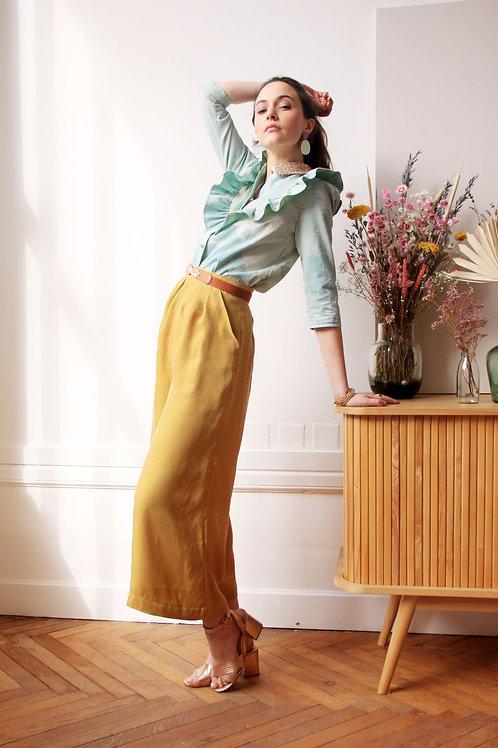 Pantalon Le Radieux Anis