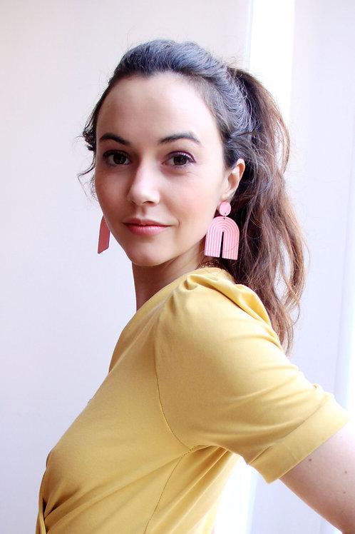 Boucle d'oreilles Rosie