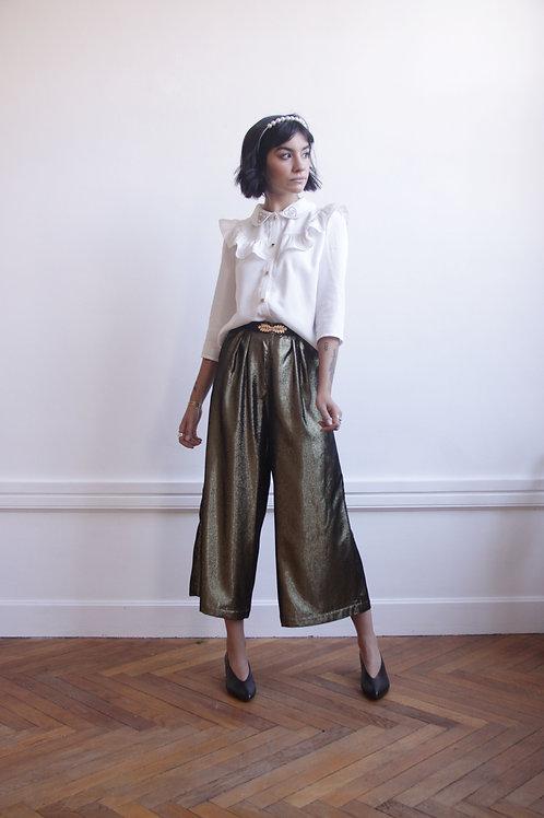 Pantalon Le Radieux Doré