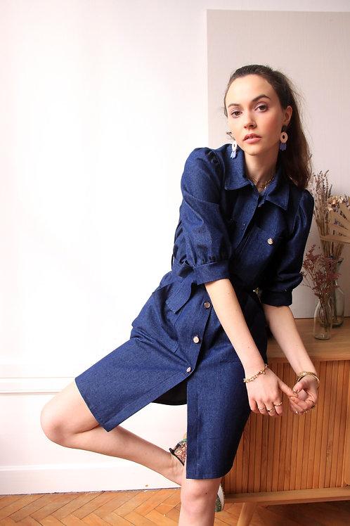 Robe Bluet en Jean