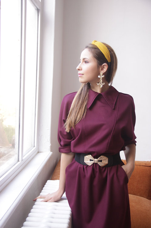 Robe Amy Prune