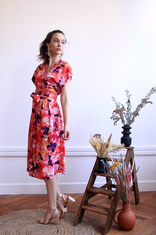 Robe Kimono Camélia