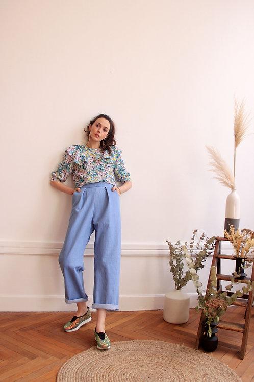 Pantalon New Cool Bleu jean