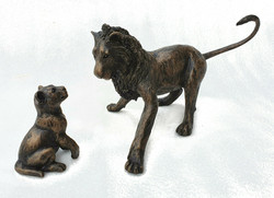 Lion and Cub w