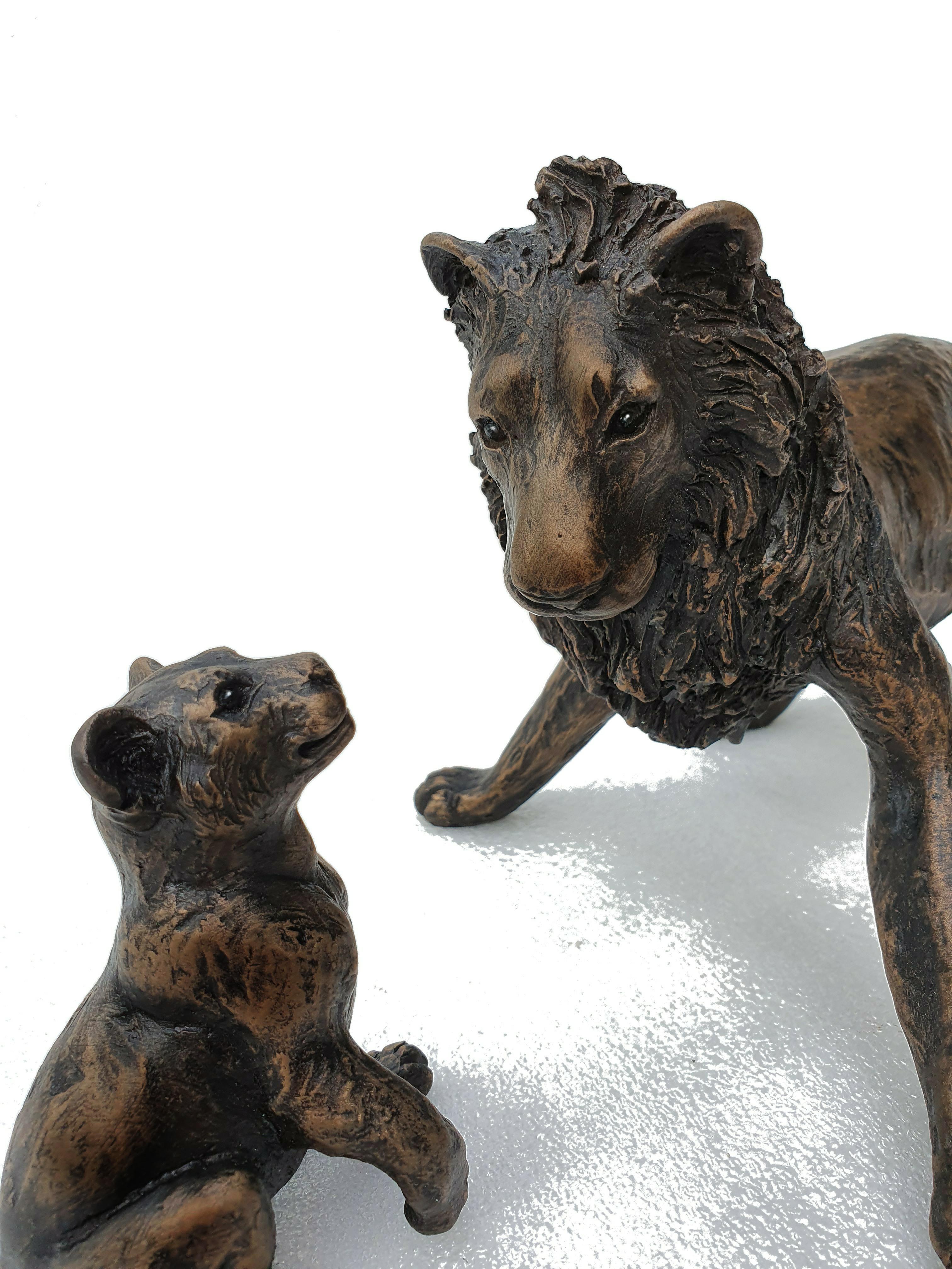 Lion & Cub