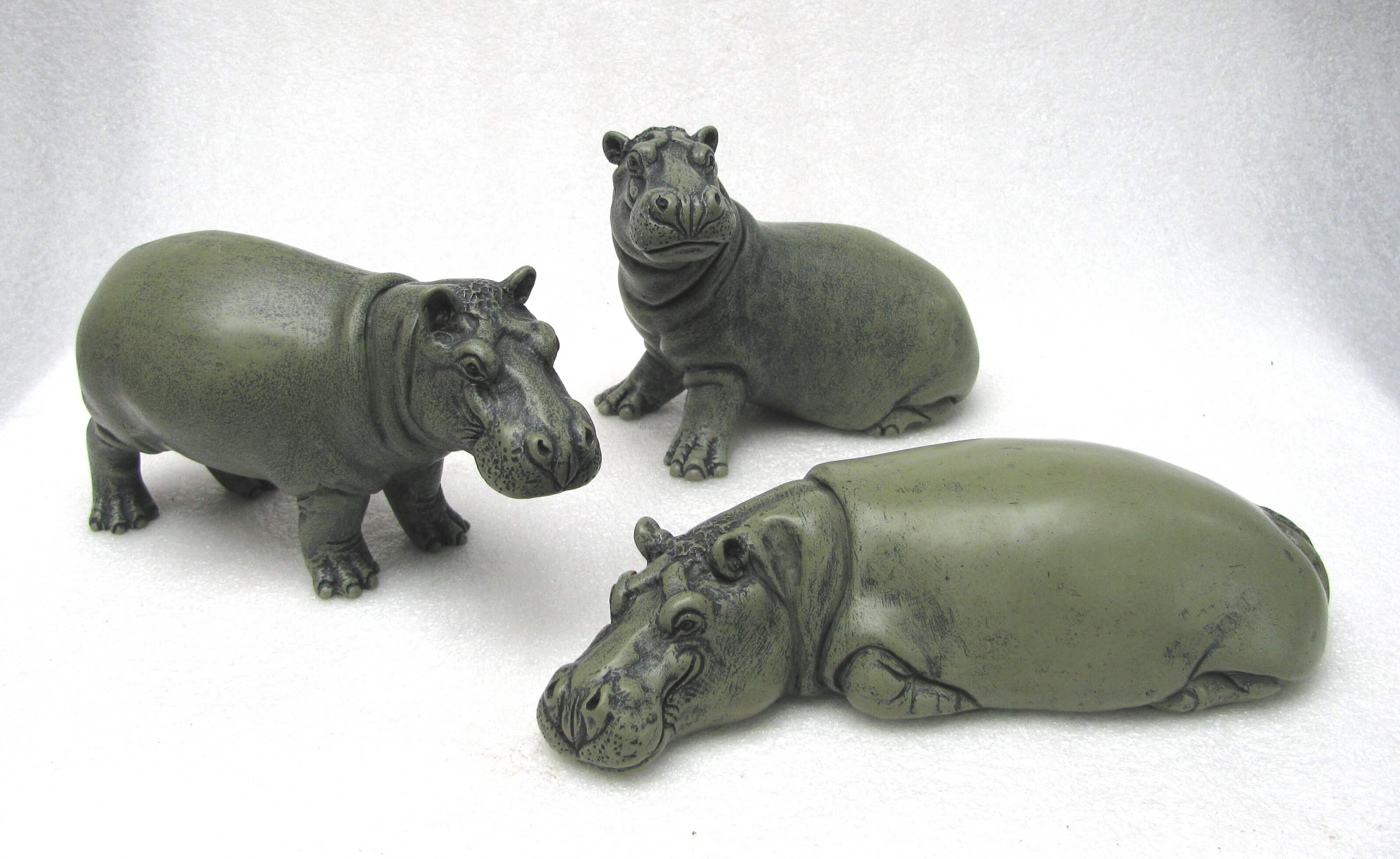 Hippo Group in Green