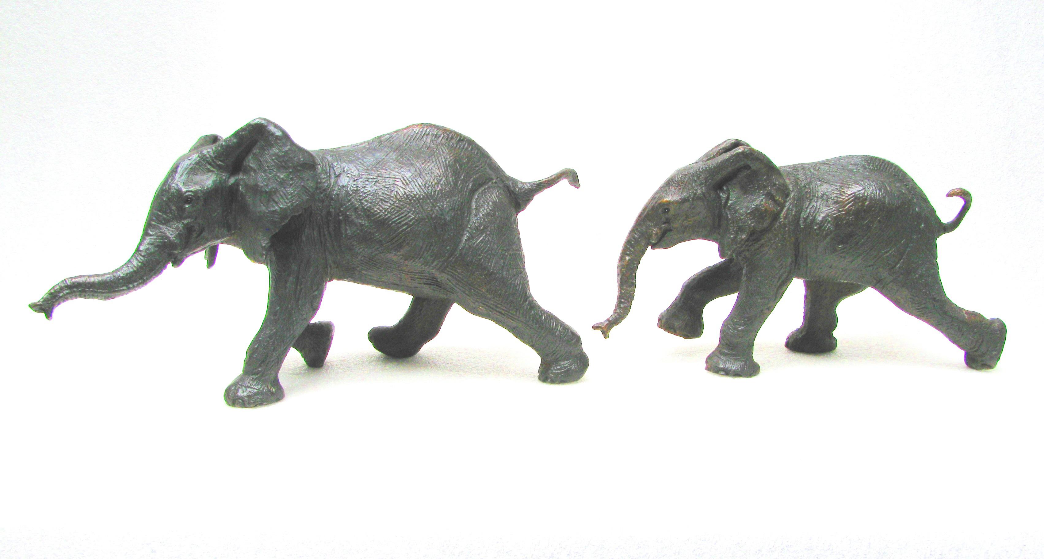 small Bronze Kimba & Chinja