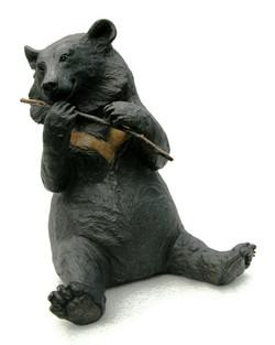 Ginny in foundry bronze