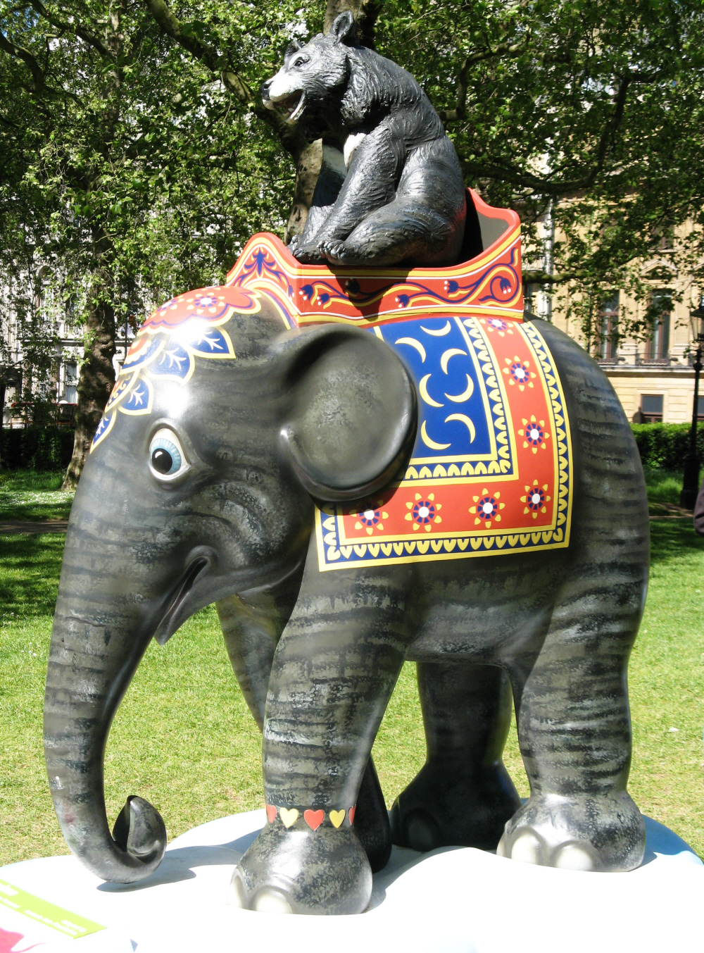 Elephant Parage - Hope of Freedom