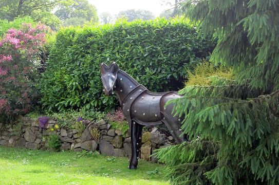 Horse - lifesize