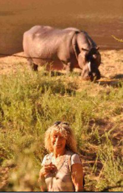 Karen & Hippos 3