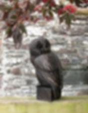 Owl on small plinth..jpg