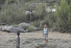 Karen & Hippos 2