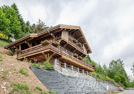 Chalet du haut la Nolière Bresse Vosges5