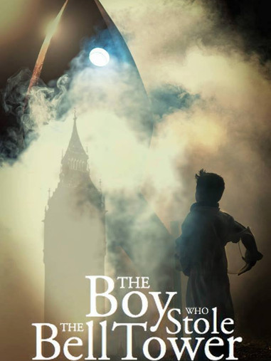 The Boy Who Stole The Bell Tower Poster.