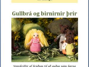 Undirbúningur að námskeiðum
