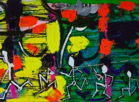 Carly Ivan Garcia | AHA Artist in the Press