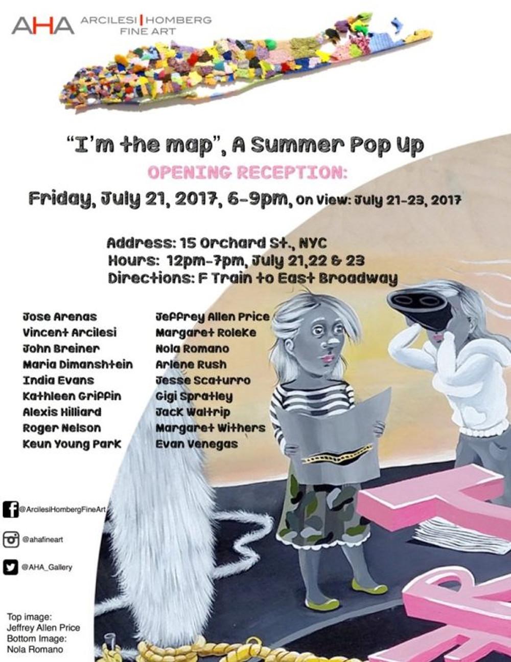 AHA Summer PopUp Show 2017