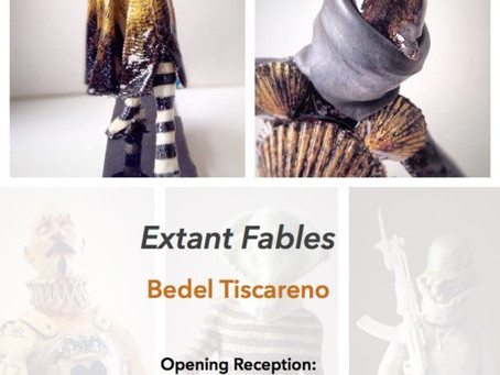 "Upcoming AHA Fine Art Show: ""Extant Fables"""