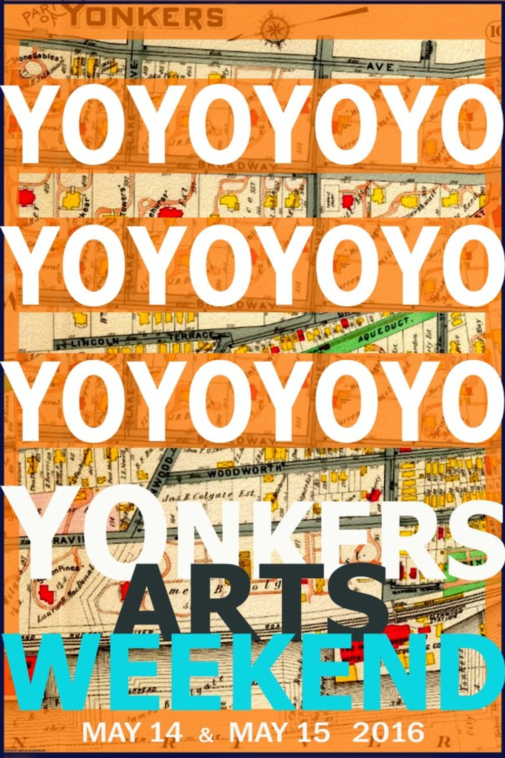 AHA @ Yonkers Art Weekend 2016
