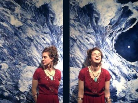 Alexis Hilliard – AHA Artist in the Press