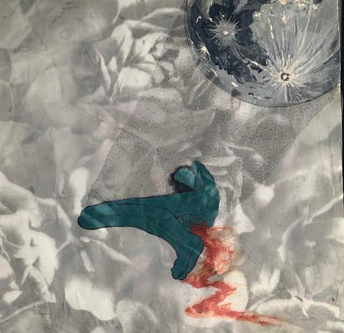 """""""Moon Medicine"""", 2018"""