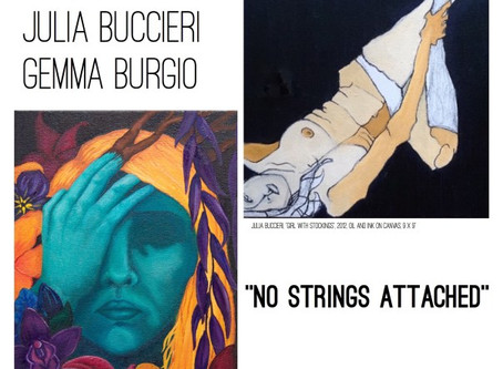 "AHA Fine Art Show  – ""No Strings Attached"""