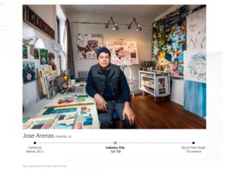 Rising Rents Leave New York Artists Out in the Cold