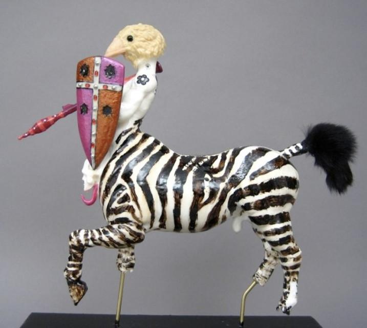 Bedel Tiscareno - Zebra