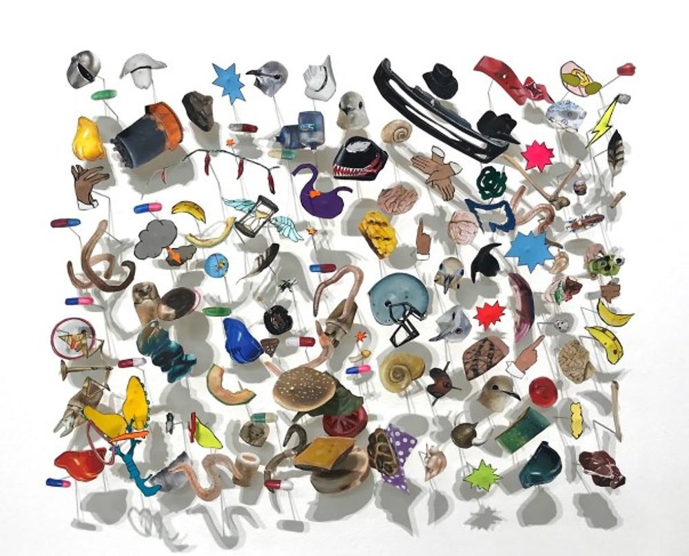 """Artwork from Rachel Grostein - """"Afterlife"""""""