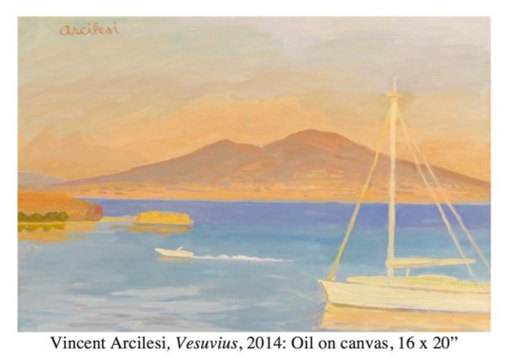 Vincent Arciloesi, Vesuvius 2014