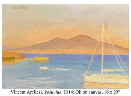 New Paintings and Drawings by Vincent Arcilesi
