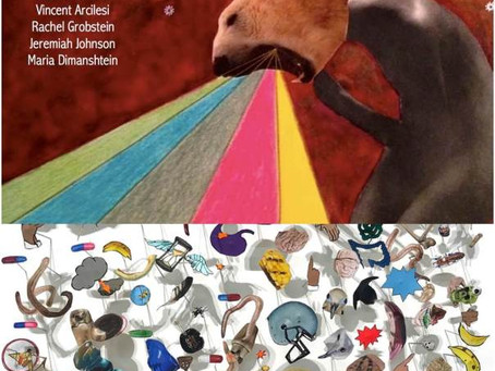 """AHA on """"Art on Paper"""" – MARCH 8-11, 2018 – Booth 625"""