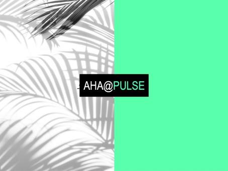 AHA@PULSE Art Fair, DECEMBER 6-9, 2018, Miami