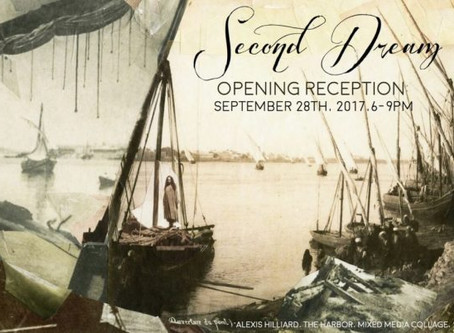 """Second Dream"" – AHA Fine Art's Upcoming Fall Show"