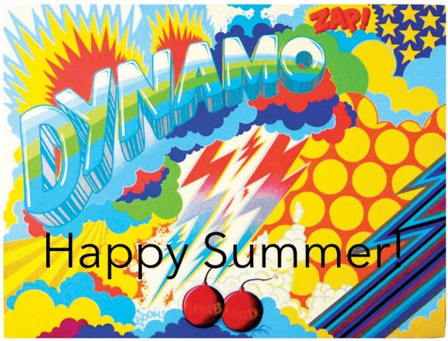 Happy Summer 2016!