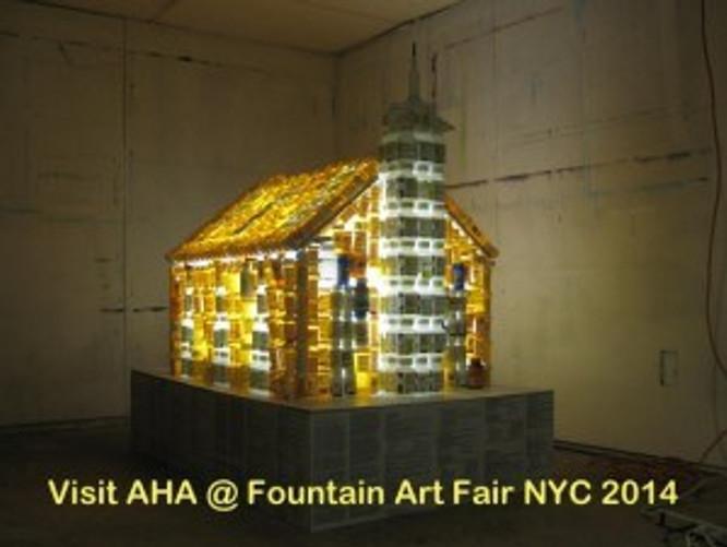 AHA @ Fountain Art Fair 2014