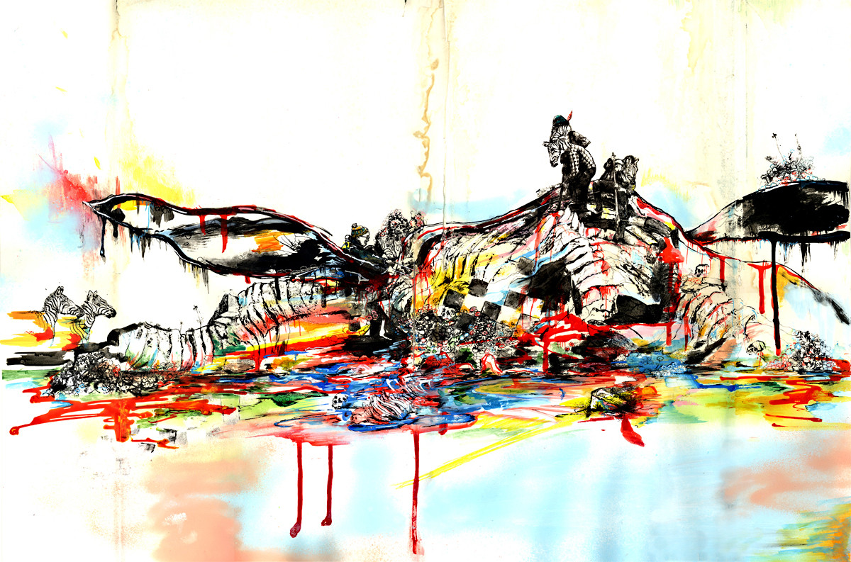 """Revolution II"", 2009"