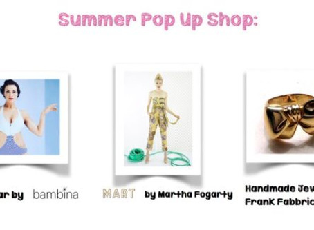 Summer Pop Up Shop