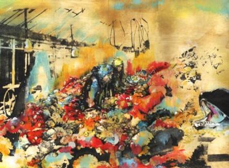 John Breiner – AHA Artist in the Press
