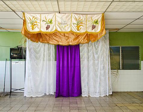 Anestesia en HEODRA, Nicaragua, 2015