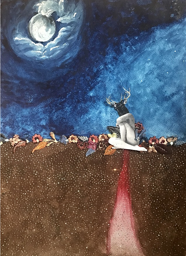 """""""Moontime,"""" 2018"""